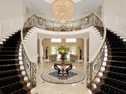 Stair Luxury Home Design Build Buildings